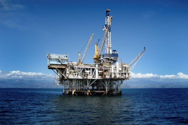 Offshore structures - heavy weight concrete