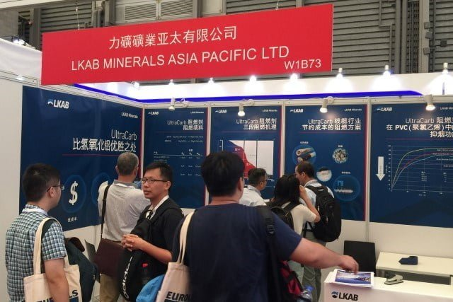 LKAB Minerals at Wire in China 2016