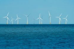 offshore wind structures wind farm