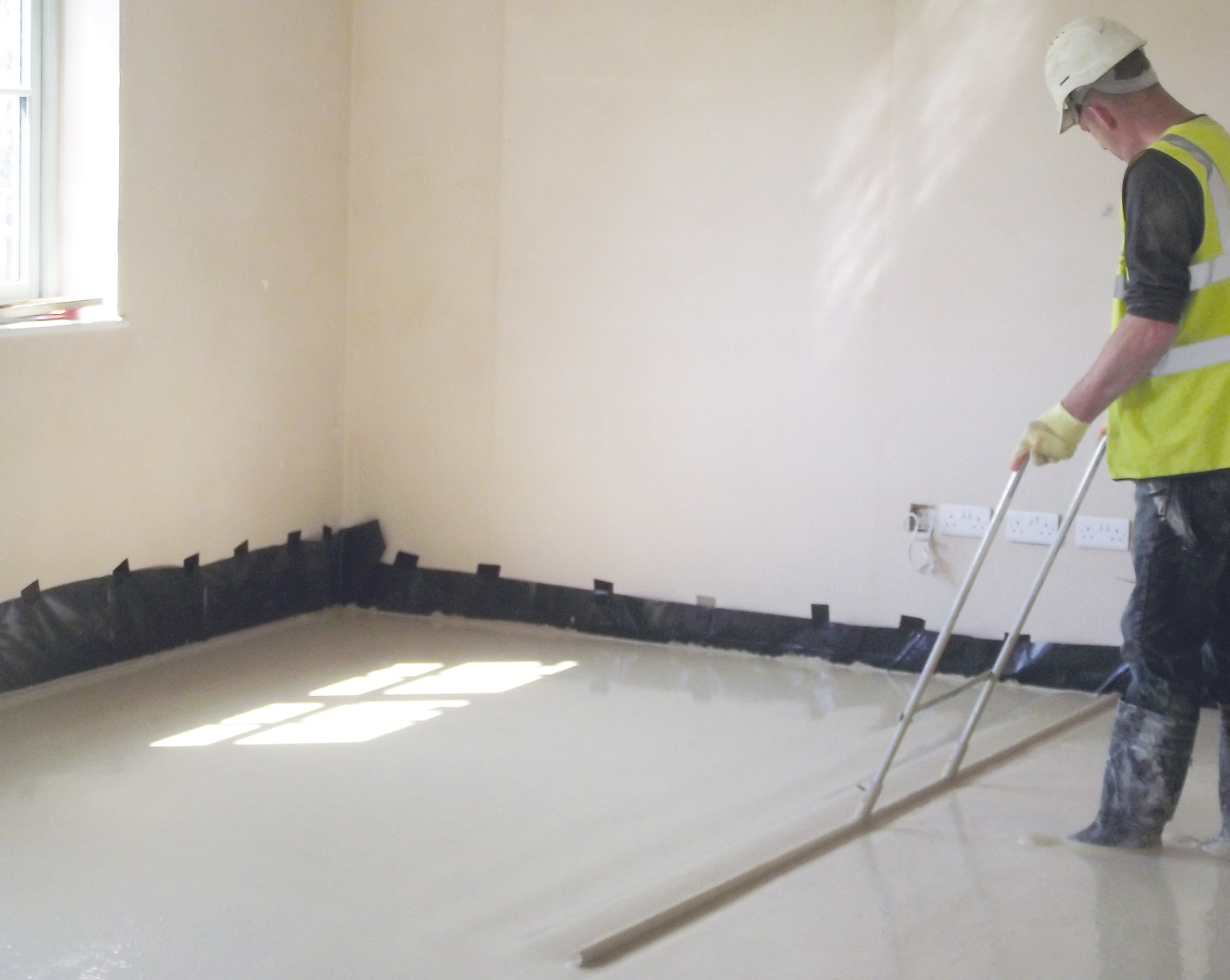 Anhydrite Screed for your building project